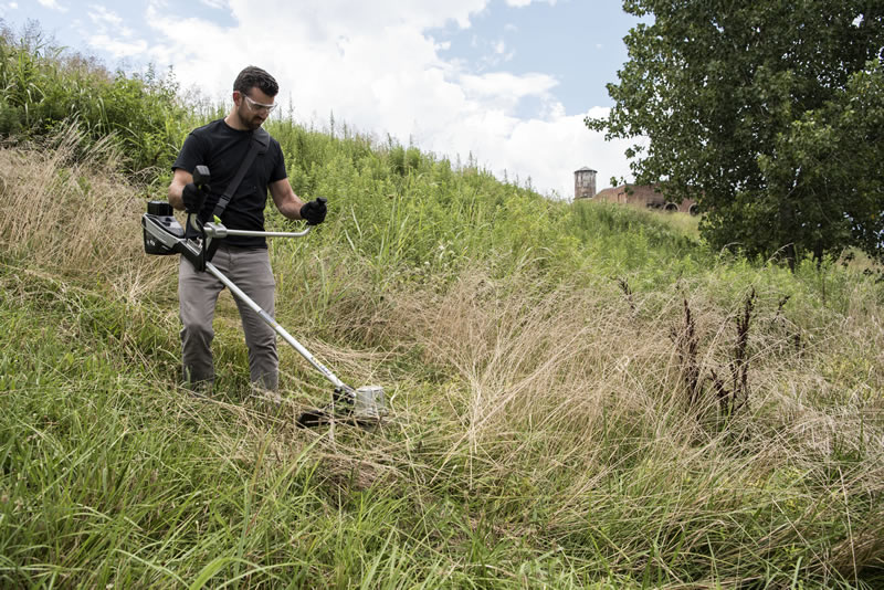 GREENWORKS COMMERCIAL DELIVERS CUSTOMIZED PERFORMANCE WITH